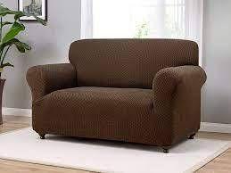madison loveseat T Cushion Slipcover