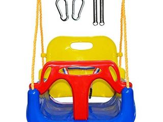 OTEKSPORT 3 in 1 Toddler to Teens Swing Seat for Playground and Garden to Play