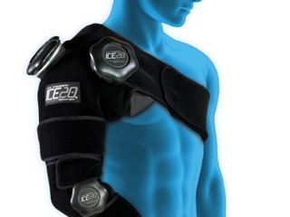 Bownet ICE20 Combo Ice Compression Wrap Ice Combo Arm for Sports Arm Injuries  Retail  119 99