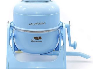 The laundry Alternative Wonder Wash Retro Portable Mini Washing Machine  Blue  Retail  62 99