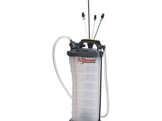 lumax lX 1314 2 6 Gallon Manual Pneumatic 2 in 1 Fluid Extractor for Engine Oil  Retail  174 99