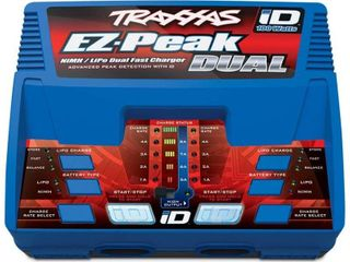 Traxxas 2972 EZ Peak Dual 100W NiMH liPo Battery Changer with ID System  Retail  139 99