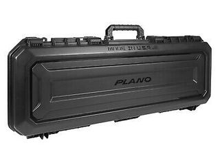Plano PlA11852 52  All Weather Hard Sided Tactical Rifle long Gun Case  Black  Retail  269 99