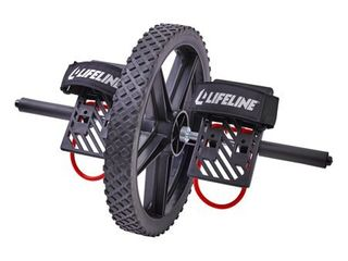 lifeline Power Wheel for Ultimate Core Training Simultaneously Works up to 20 Muscles in Your Entire Body  Retails 49 99