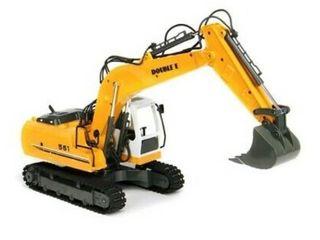 Double Eagle 561 R c Excavator Constuction Tractor 1 16 Scale  RETAIl PRICE 90 99