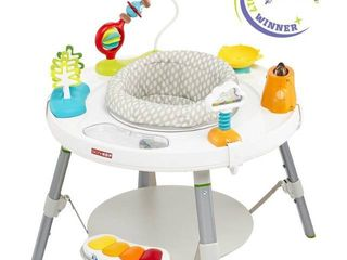 Skip Hop Explore   More Baby s View 3 Stage Activity Center RETAIl PRICE 135