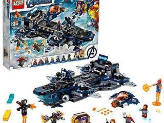lego Marvel Avengers Helicarrier 76153  Retails 119 99