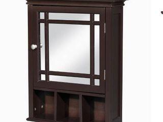 Neal Mirrored Medicine Cabinet  RETAIl PRICE 124 99