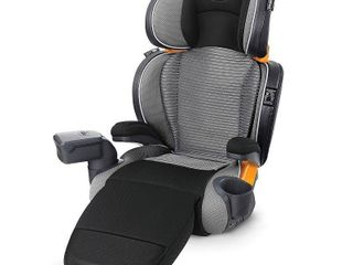 Chicco KidFit Zip Air Plus 2 in 1 Belt Positioning Booster Car Seat  Oxford  RETAIl PRICE 149