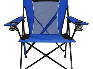 Kijaro Dual lock Camping Chair   Maldives Blue  RETAIl PRICE 65