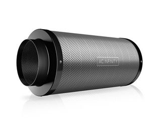 AC Infinity Air Carbon Filter 6  with Premium Australian Virgin Charcoal  for Inline Duct Fan  Odor Control  Hydroponics  Grow Rooms  RETAIl PRICE 64 99