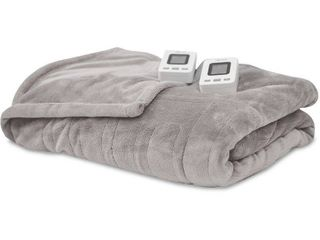 SensorPEDIC Electric Warming Blanket with SensorSafe   Two Digital Controllers