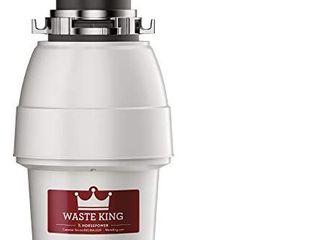 Waste King legend Series l 2600   Food waste disposer RETAIl PRICE 90 76