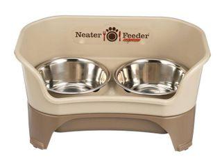 Neater Feeder Express  medium To large Dog  Cappuccino   RETAIl PRICE 46 99