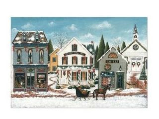 Christmas Village I