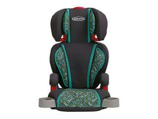 Graco TurboBooster Highback Booster Car Seat  Mosaic Retail Price  49 98