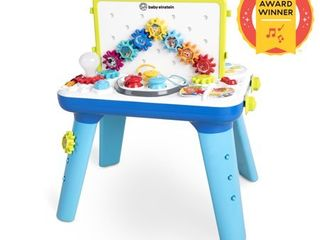 Baby Einstein Tinker Table  MISSING CONNECTABlE  SPINNING GEARS