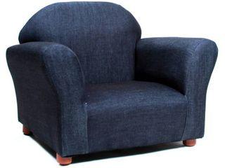 KEET Roundy Kid s Chair Denim  Blue Retails Price  51 03