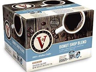 Victor Allen s Coffee Fg015351 2 0 Donut Shop Coffee  Pk120 Retail Price  39 99