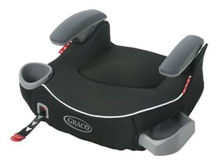 Graco TurboBooster lX Backless Booster Car Seat  Codey Black  missing a cup holder