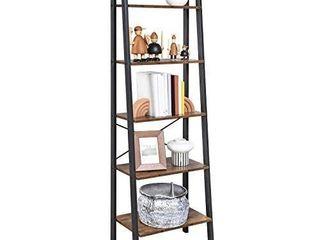 VASAGlE ladder Shelf 22 1 l x 13 3 W x 67 7 H Rustic Brown Retails Price  89 95