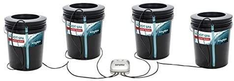 Active Aqua Root Spa 5 Gal   4 Bucket System missing the 8 buket basket