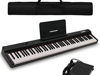 Dulcette DX 10 88 Key Portable Piano Keyboard  Retails 329 99