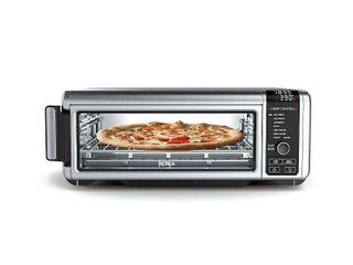 Ninja Foodi Digital Air Fry Oven with Convection  Flip Up and Away to Store SP101  Retails 229 99