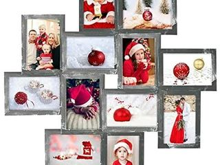 Jerry   Maggie  Photo Frame 24A24 Square Storm Eye Ashes PVC Picture Frame Selfie Gallery Collage  Retails 31 99