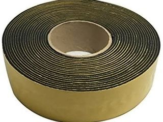 Case of 12 Everbilt Self adhering Insulation Tape  30 linear Ft  1 8  Thick X 2  Wide