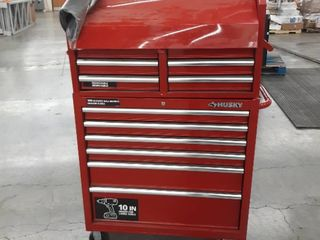 Husky 36in 12 Drawer Tool Cabinet Retail   869 56