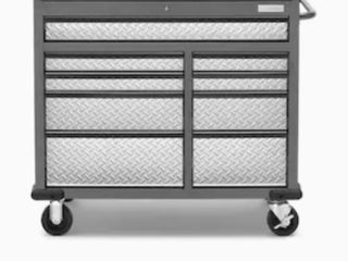 Gladiator 42in 9 Drawer Bottom Tool Chest Retail   1 499 99