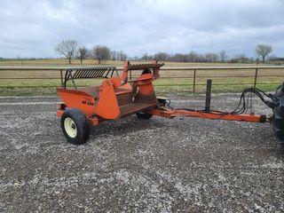Riteway RR250 hydraulic rock picker