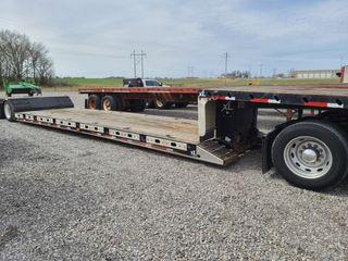 2008 Xl 48  35 ton detach trailer