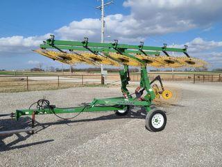 Ogden 10 wheel rake