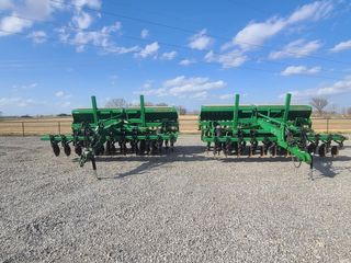 2  Great Plains 1500 no till drills