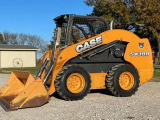 2011 Case SV300  1077 hr