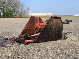 Bush Hog 2615 15  batwing mower