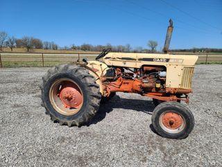 Case 530 diesel tractor