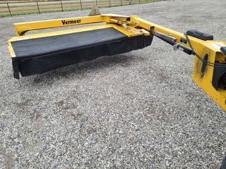 Vermeer TM800 trail disc mower