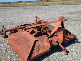 Bush Hog 307 7  mower