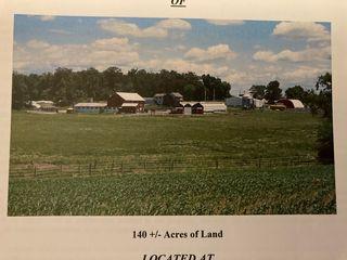 John & Miriam Fry Farm Auction