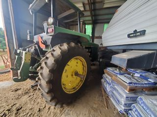 JOHNSTON FARM EQUIPMENT AUCTION