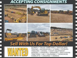 Accepting Consignments- Nitke WI Contractors Spring Auction