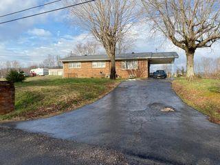 Brick Home & 4.47+-Acres, Basement, Large Shop building