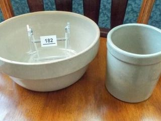 Crock Stoneware  2
