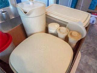 Tupperware   1 box