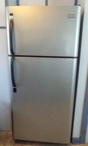 Frigidaire Refrigerator  Stainless