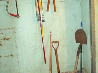 Yard and Hand Tools