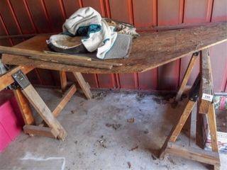 Wood Saw Horses  2  Contents